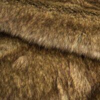 Fausse fourrure au mètre Tissu fausse fourrure super doux beige – 1552 Grey Beige