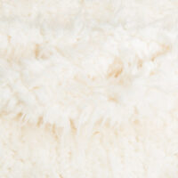 Fausse fourrure au mètre Fausse fourrure mouton tibétain super douce – Saluki 2R242 Cream Ostrich