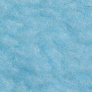 Fausse fourrure au mètre Tissu fausse fourrure bleu tendre façon mouton pour doublure – K7/SF-BABY BLUE HA 1058
