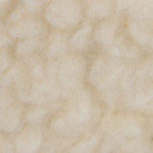 Fausse fourrure au mètre Tissu fausse fourrure blanc crème façon mouton pour doublure – K7/SF-CREME 1050