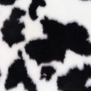 Fausse fourrure au mètre Fausse fourrure vache pour déguisement – YF2/2 100/16