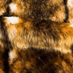 Fausse fourrure au mètre Fausse fourrure lapin pour déguisement – R2/60 YF744/1