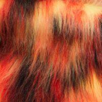 Fausse fourrure au mètre Tissu fausse fourrure multicolore super rapport qualité prix – YF 59/3 429/18