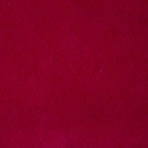 Fausse fourrure au mètre Tissu polaire uni rouge, anti-pilling – BT Red