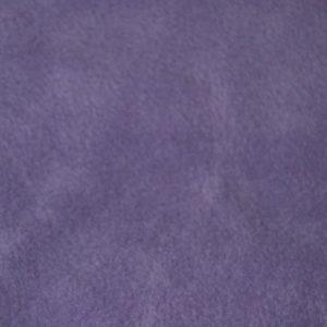Fausse fourrure au mètre Tissu polaire uni lila, anti-pilling – Dk. Lilac