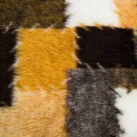 Fausse fourrure au mètre Fausse fourrure Patchwork pour déguisement – R2/60/3 546/7 Patch