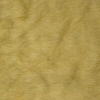 Fausse fourrure au mètre Fausse fourrure pas cher jaune avoine à poil court – W1/60-Oatmeal-108