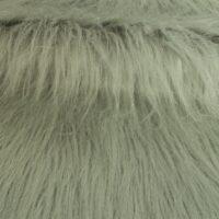 Fausse fourrure au mètre Fausse fourrure grise à poil long – YF 306/1 Grey