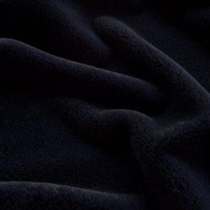 Fausse fourrure de luxe Fausse fourrure bleu marine super douce pour doublure – 2R338 Navy