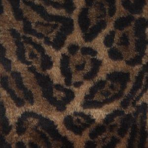 Fausse fourrure au mètre Fausse fourrure jaguar pour déguisement – R2/60/3 FG 81/6