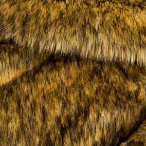 Fausse fourrure au mètre Tissu fausse fourrure super doux brun beige – 1452 beige brown