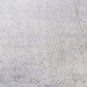 Fausse fourrure au mètre Tissu fausse fourrure super doux façon lapin, gris/blanc- 1633 Grey/White