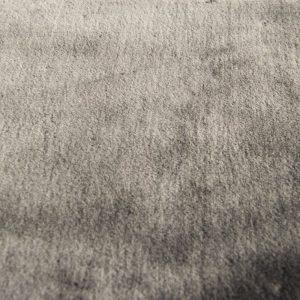 Fausse fourrure de luxe Fausse fourrure super douce façon peau de phoque noir argentée – 9004 Black Silver