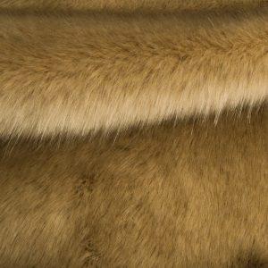 Prix en baisse Tissu fausse fourrure super doux vison beige – 1535 Beige