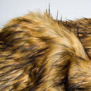Fausse fourrure au mètre Tissu fausse fourrure super doux gris beige – 1575 Grey Beige