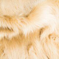 Fausse fourrure au mètre Fausse fourrure imitation renard beige – 7552 Special Beige