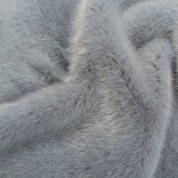 Fausse fourrure au mètre Tissu fausse fourrure au mètre imitation vison bleu/gris – 6026 Light Blue/Grey