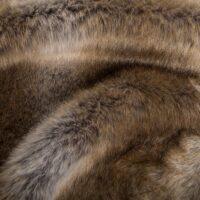 Fausse fourrure au mètre Tissu fausse fourrure au mètre imitation chinchilla – 6042 Grey
