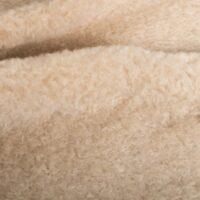Fausse fourrure au mètre Tissu fausse fourrure au mètre teddy couleur beige clair – 8510 Lt. Beige