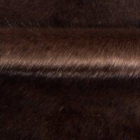 Fausse fourrure au mètre Tissu fausse fourrure super doux vison brun – 1535 Brown Dk. Brown