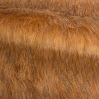 Fausse fourrure au mètre Tissu fausse fourrure au mètre imitation renard – YF 68/1 Wolf