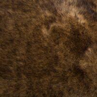 Fausse fourrure au mètre Tissu fausse fourrure au mètre imitation renard brun – 6012 Red Fox